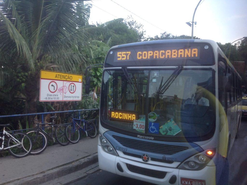 Bus à Rio